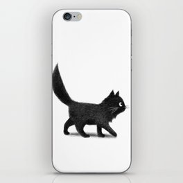 Creeping Cat iPhone Skin