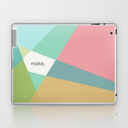 make Laptop & iPad Skin