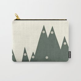 Moonlit Peaks Carry-All Pouch