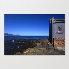 On Robben Island Canvas Print
