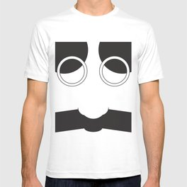 Face Groucho Graphic T-shirt