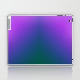 Plush Peacock Ombre Laptop & iPad Skin