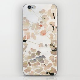 Petal Connection iPhone Skin