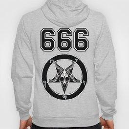 Baphomet 666 Hoody