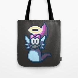 Pixel Angel Ogura Tote Bag