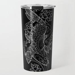 Koi Fish 1 Travel Mug