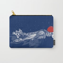 Olympic Swimmer  Carry-All Pouch
