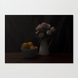 Still Life pt. 3 Canvas Print