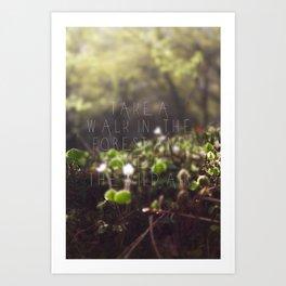 Breath of Wild Air Art Print