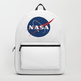 nasa logo Backpack
