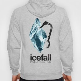 ICEFALL -PIOLET TRACTION- Hoody