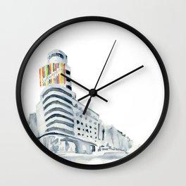 Edifidio Swcheppes, Gran Vía Wall Clock