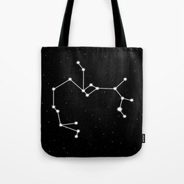 Sagittarius Astrology Star Sign Tote Bag