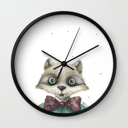 I wanted to be a cat Wall Clock