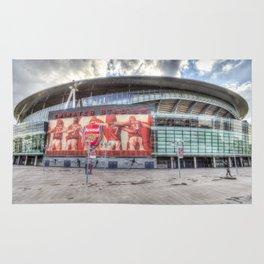 Arsenal Football Club Emirates Stadium London Rug