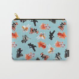Goldfish Bowl Carry-All Pouch