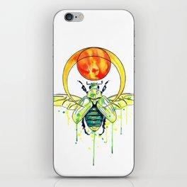 Scarab Beetle iPhone Skin