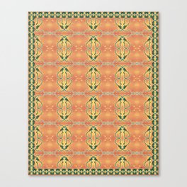 Syphilis Tapestry by Alhan Irwin Canvas Print