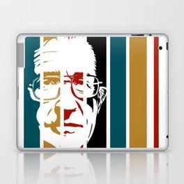 Noam Chomsky Retro Homage Laptop & iPad Skin
