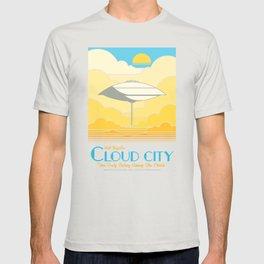 Visit Cloud City T-shirt