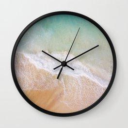 Dream Beach Wall Clock