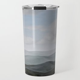 View from Round Bald Travel Mug