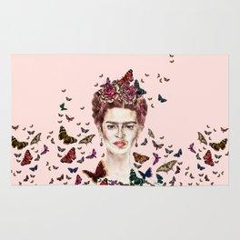 Frida Kahlo - Mexico Rug