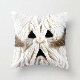 Hoth Wampa Throw Pillow