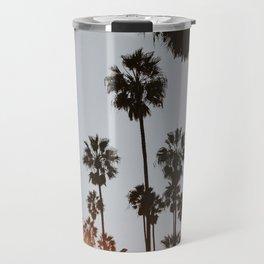palm trees vi / venice beach, california Travel Mug