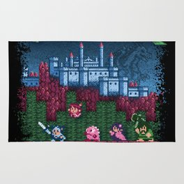 Wizard of the Legacy Rug