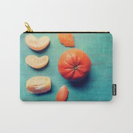 Orange Wedge Carry-All Pouch