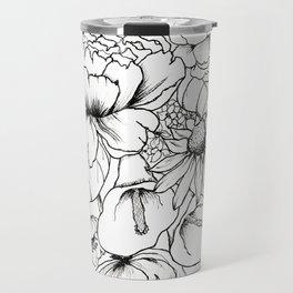 Botanical Bouquet Travel Mug