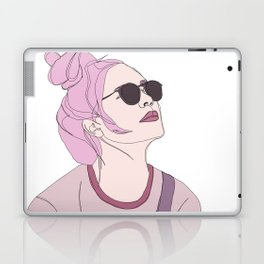 Fashion illustration - Girl gang print - Becca Laptop & iPad Skin