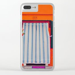 Burano X Clear iPhone Case