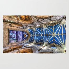 St Giles Cathedral Edinburgh Scotland Rug