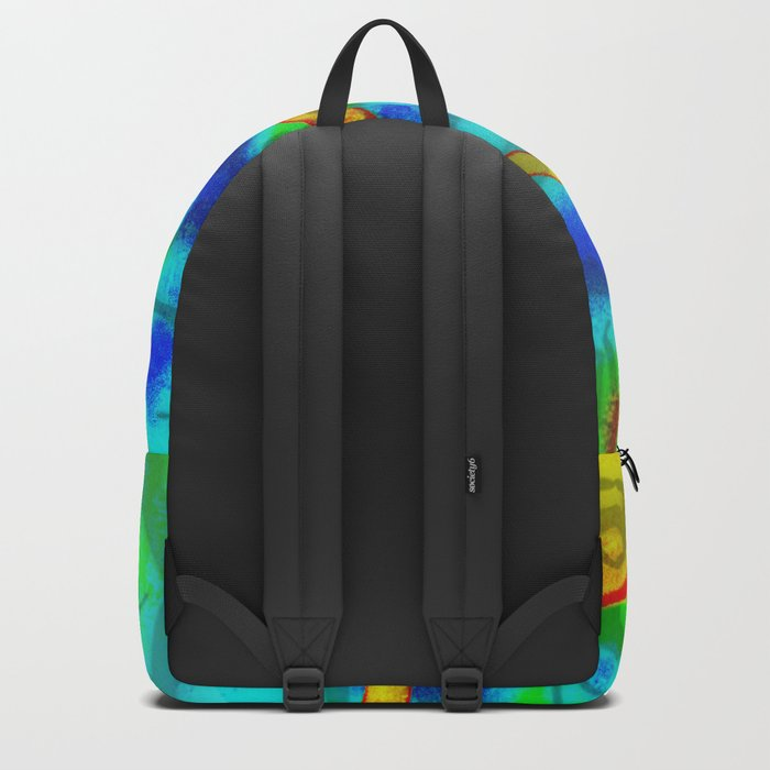 The Branch Bold Abstract Backpack