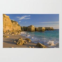 Algarve cove Rug