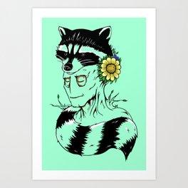 We Are Groot Art Print