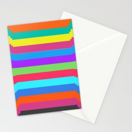 Colorful Madness Stationery Cards