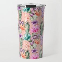 Cacti Love Travel Mug