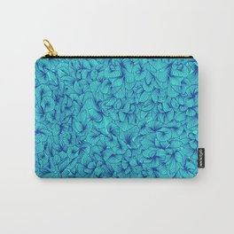 Blue Inklings Carry-All Pouch