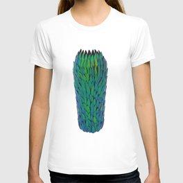 Beetle art vase T-shirt