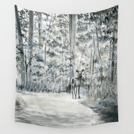 Follow Me by Teresa Thompson Wall Tapestry