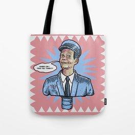 Johnny Cab - Total Recall Tote Bag