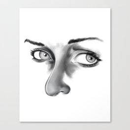 Thoughtful Canvas Print