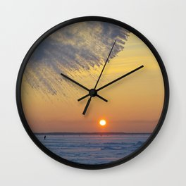 climatic phenomenon Wall Clock