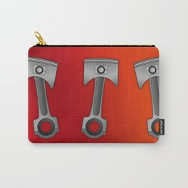 Pistons engine Carry-All Pouch