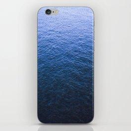 Blue Elbe iPhone Skin