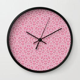 Circletto Hexpresso (2.0) Wall Clock
