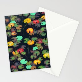 Nénuphars 2 Stationery Cards